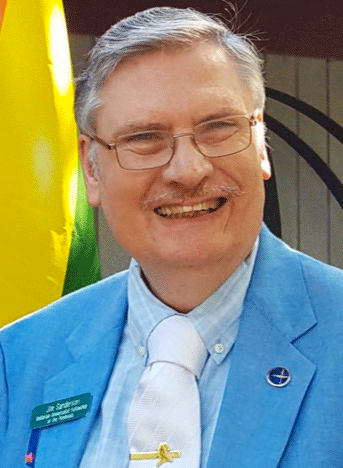 Jim Sanderson